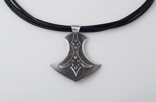 N410 Medieval Blade Necklace
