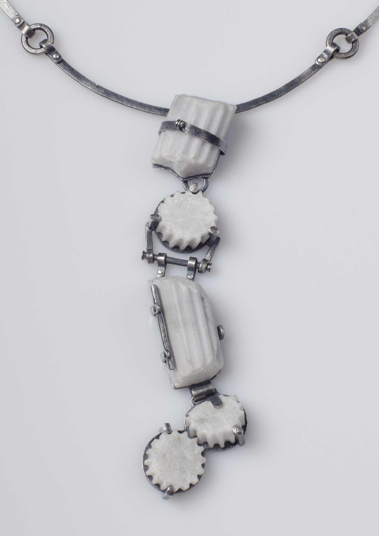 Tumbling Fragments Necklace