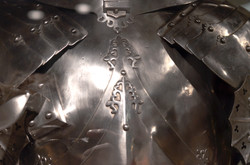 Suit of armor from Higgins Armory