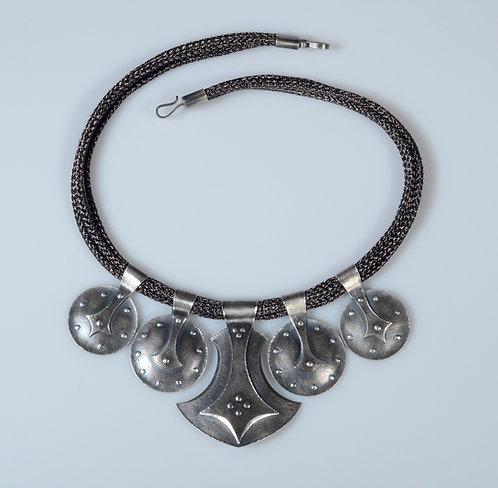 Warrior Queen Necklace (SOLD)