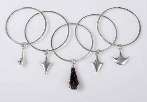 B1,B2,B3,B4 &B5 Charm Bracelets