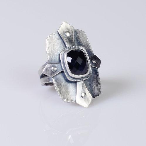 Rectangular Shield Ring