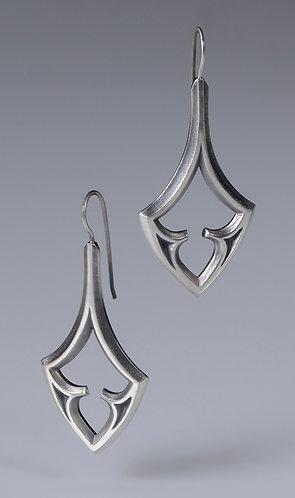 E34 Tracery Drop Earrings