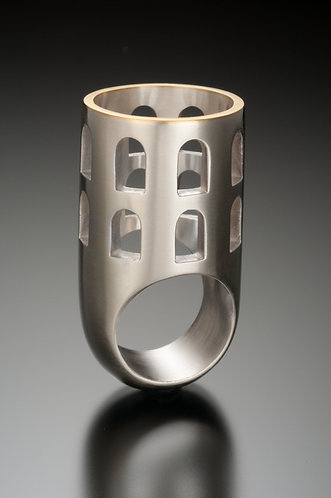 Colosseum Ring #3 / edition of 10