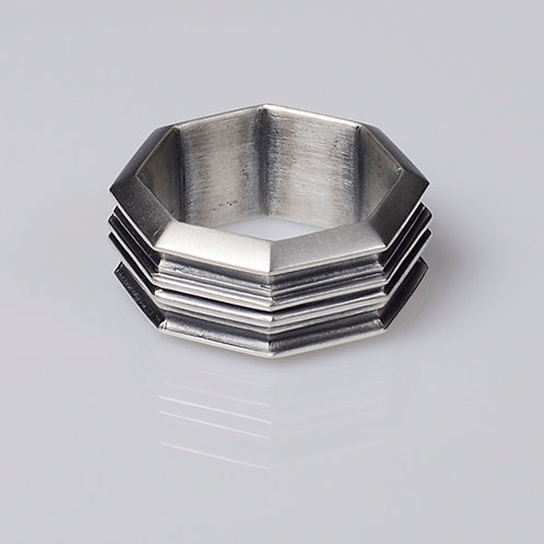R42 Octagon Ring (small)
