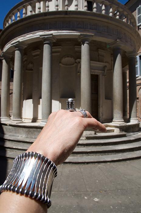 Bramante's Tempietto in Rome
