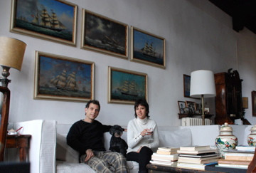 Back in 2007 we stayed in an amazing apartment in Venezia - on the Grand Canal - the visit of a lifetime...