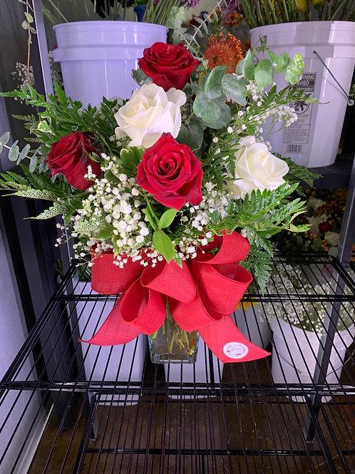 Half-Dozen Roses