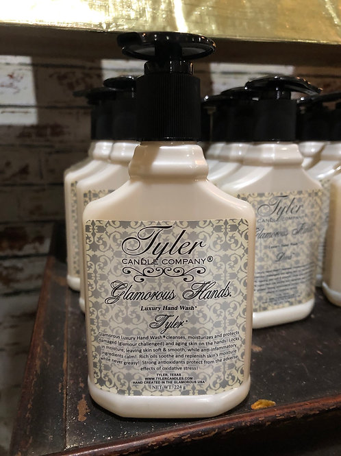Glamorous Hands Luxury Hand Wash- Tyler Candle Co.
