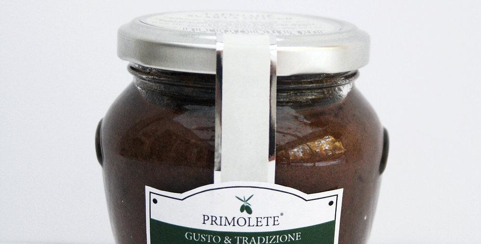 Tapenade Svarta oliver 180 gram netto