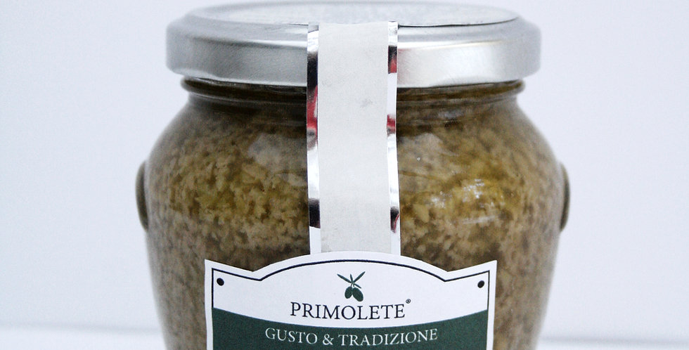 Tapenade Gröna oliver 180 gram netto