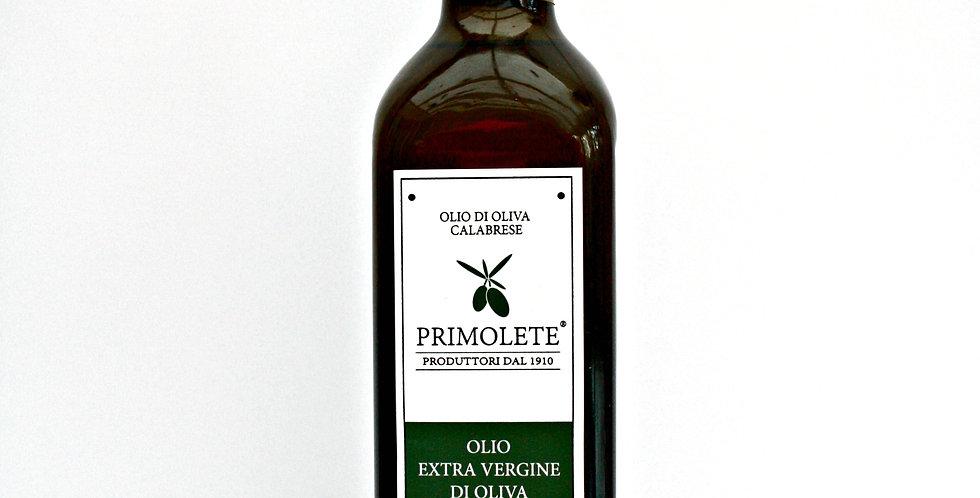 NOVELLO Första pressningen 2020 Extra jungfrulig ekologiskt odlad olivolja 75 cl