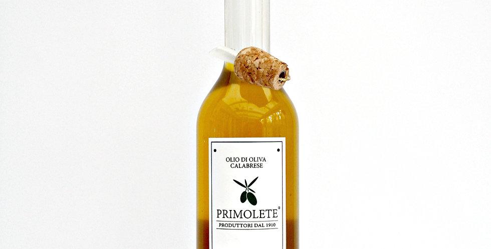 NOVELLO Första pressningen 2020 Extra jungfrulig ekologiskt odlad olivolja 50 cl