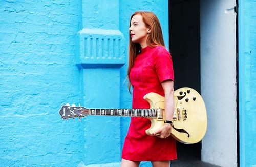 Ruta Di neo-soul jazz guitarist singr