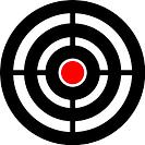 Parker's Indoor Shooting Range target