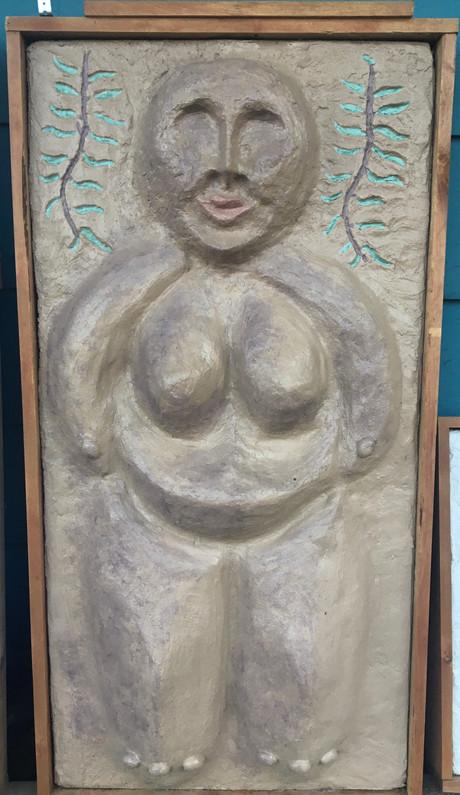 Venus of Monticello, 2020