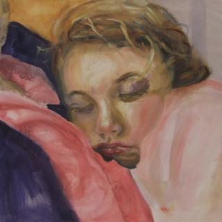 Asleep, 2007, $5000