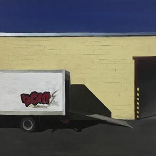 Box Truck, 2020, $400