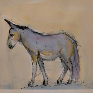 Donkey I, 2021, $425