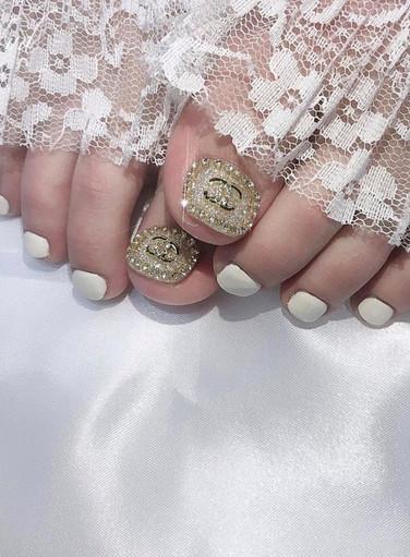 NailSculpture, Hand Jewels