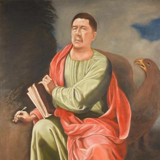 Juan El Evangelista, 2020, $3000
