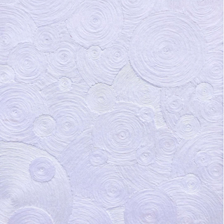 Lost White Yarn Painting, 2020