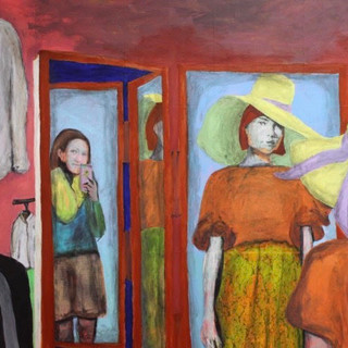 The Fitting Room, 2017