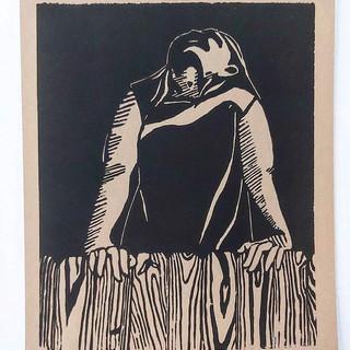 Untitled Print, $150