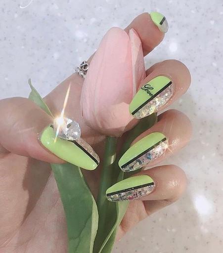 Nail Sculpture, Hand Jewels