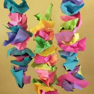 Paper Air Sculpture,