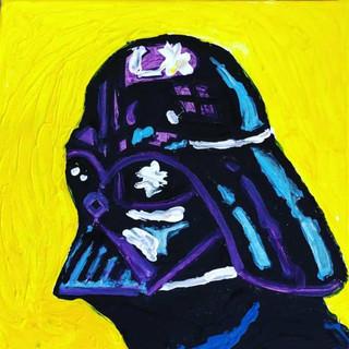Darth Vader Yellow