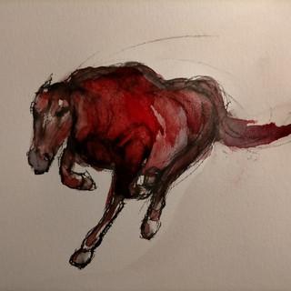 Horse I, 2021, $400