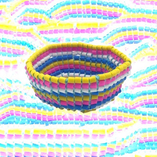 Beaded bowl, NFS