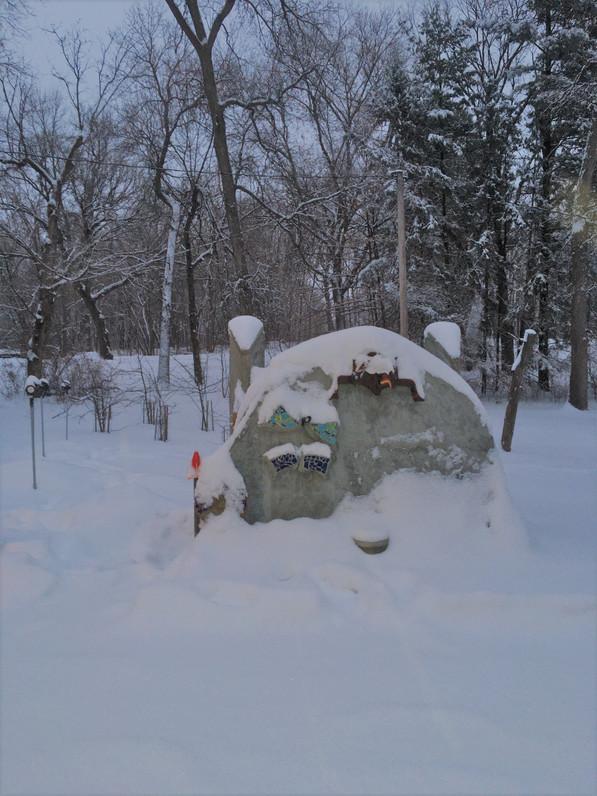 Sculpture Cabin