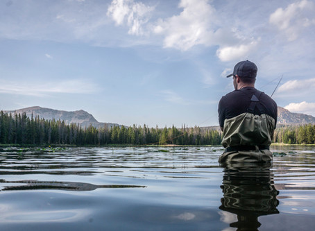 Fly Fishing, more than you think.