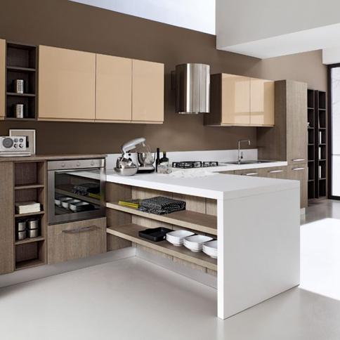 Возможный интерьер кухни