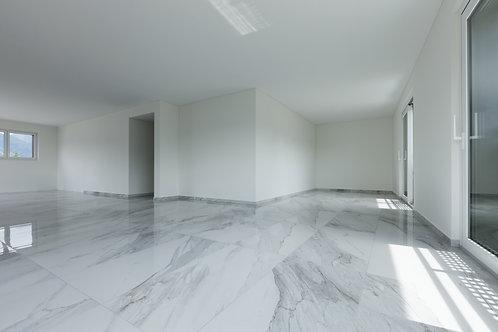 Глубокая чистка  мрамора, керамогранита, бетона, плитки *цена за 1 кв. м