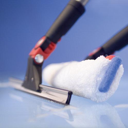 Склиз для удаления влаги после мытья окон