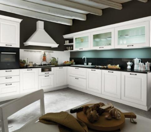 Современная кухня в классическом стиле