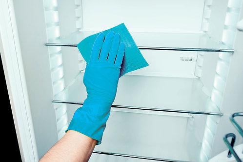 Мытье холодильника внутри * цена за 1 штуку