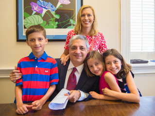 Leon Stavrinakis Files for Reelection