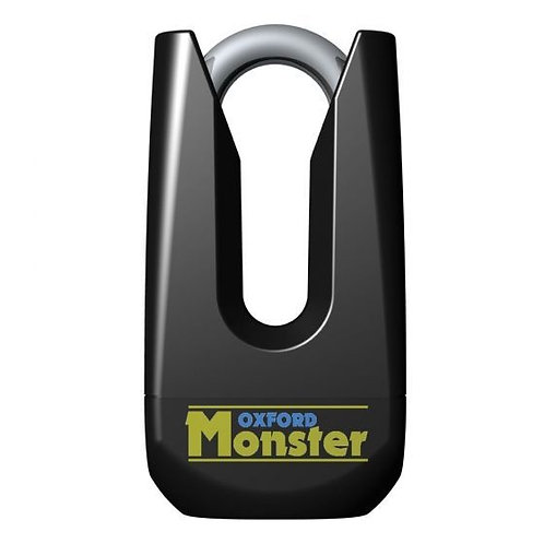 Oxford Monster Disc lock Black OF32M