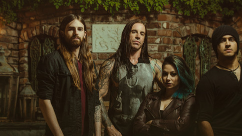 Letters From the Fire: New Vocals add some spice to this already blazing hot band!