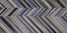 PORCELANATO JUST COLOR CHEVRON MIX COLD