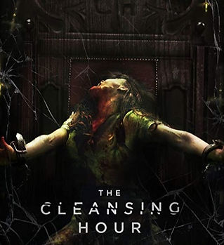 The Cleansing Hour poster Alix Angelis