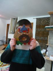 Atelier masque Murs Erigné