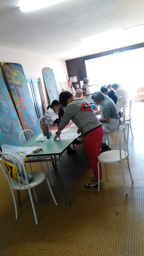 Atelier groupe CESAME