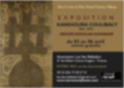 Carton exposition Kandioura Coulibaly.jp
