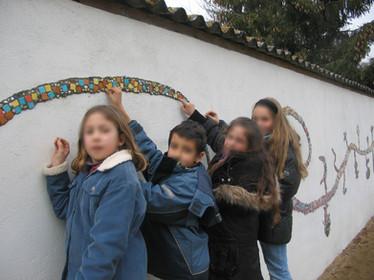 Mosaique école primaire