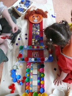 Totem ecole maternelle